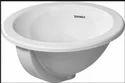 White Architec Vanity Basin, Model No.: 031840, Size: 400 Mm