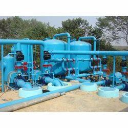 Pharmaceutical Composite Water Treatment Plant