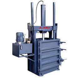 Waste Plastic Baling Press