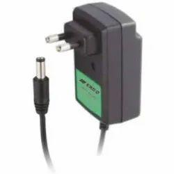 Black ABS Plastic 12 V 2 Amp Power Adapter, For CCTV Camera, 12v Dc