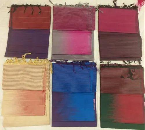 Plain Silk Sarees