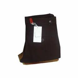 Men Cotton Plain Trousers, Size: 30-38