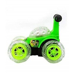 Green Plastic Toy Car