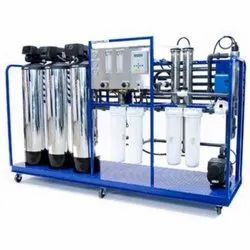 Stainless Steel and FRP Reverse Osmosis Plant, Water Storage Capacity: 2000-10000l, Automation Grade: Fully Automatic