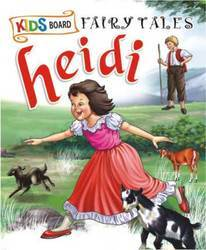Kids Board Fairy Tales Heidi