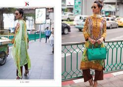 Pakistani Printed Salwar Kameez  Suits