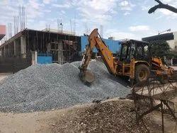 Concrete Frame Structures Marble Industrial Building Construction Service