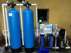 PENTAIR, LEO, KRILOSKAR, VONTRON Standard Reverse Osmosis Systems, Number Of Membranes In Ro: 4, Institutional Ro Plant