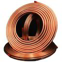 Round Refrigeration Type Copper Pipe, For Refrigerator