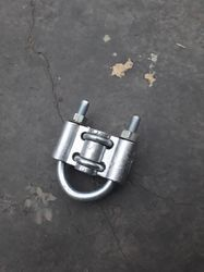 Dead End Clamp 2 Bolt