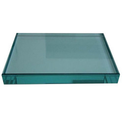 Single Color Laminated Toughened Glass, Thickness: 16.0 mm