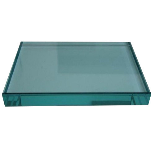 Laminated Toughened Glass, Thickness: 16.0 mm