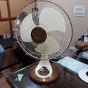 Gkr Brown, White 16 Inch Oscillating Table Fan Accessories, Size: 400 Mm