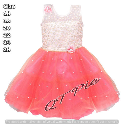 1dbd390c574d QT Pie Baby Girls Party Wear Frock - SS Lifestyle, Bengaluru | ID ...