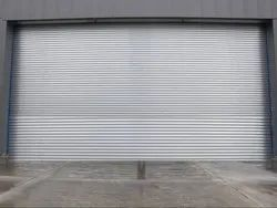 Mild Steel Single Phase MS Rolling Shutter