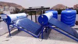 400 LPD Domestic Solar Water Heater (200x1 & 200x1Lpd)