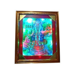 12V Electric 15 Inch LED Goddess Photo Frame