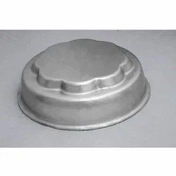 Round with Decker Flower Cake Pans