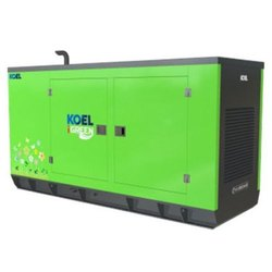 Kirloskar 30kVA Silent Diesel Generator
