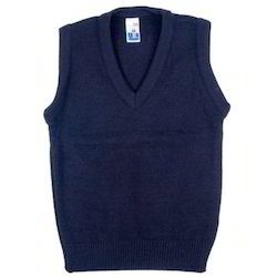 Woolen School Uniform Sweater