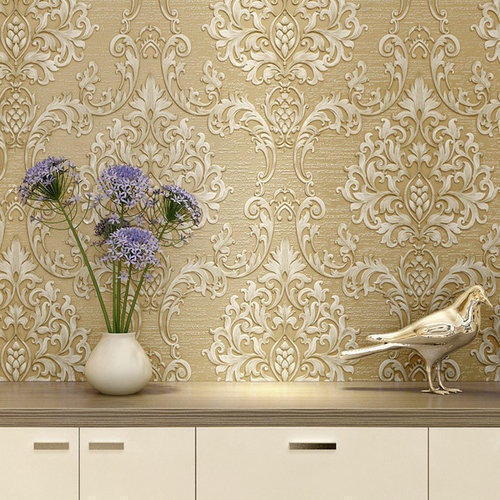 Home Designer Wallpaper at Rs 55 /square feet | Designer Wallpaper ...
