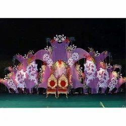 3hrs Grand Wedding Hall Decoration Service, Bangalore