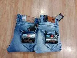 Blue  Color Men's Jeans