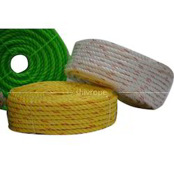 Fabrillated PP Ropes