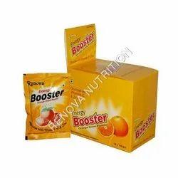 Orange Energy Booster Vitamin Powder