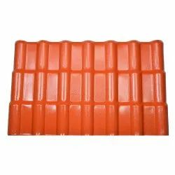 Colored PVC Roofing Sheet
