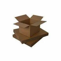 Plain 3 Ply Corrugated Box