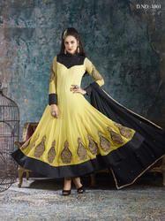 Exclusive Anarkali Salwar Suit