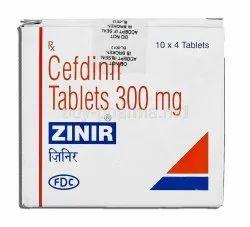 Cefdinir 300 mg Tablet