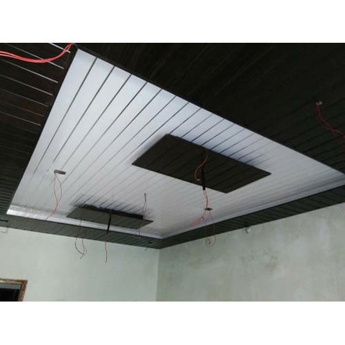 Pvc Ceiling Panels Stylish Pvc Ceiling Panel Wholesale Trader From Nagpur