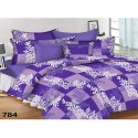 Blue Double Bed Sheet