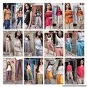 Ladies Dress Summer Ready Made Collection