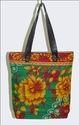Cotton Vintage Kantha Bag