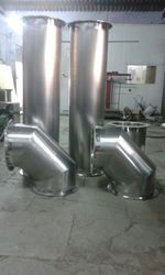 SS Ducting Fabrication