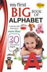 My First Big Book Of Alphabet