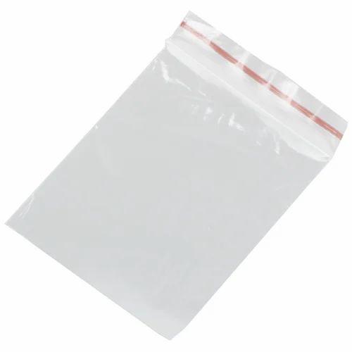 PE Zipper Bag - LDPE Zipper Bags Manufacturer from New Delhi