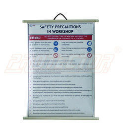 Safety Precaution in Workshop (English)