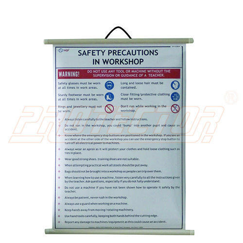 safety precautions in the workshop