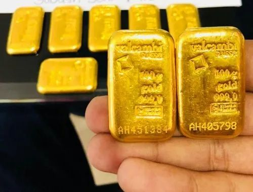 Suisse Bars 999 9 Purity 1 Kg Gold Bar Weight 1kg Rs 3215000 Kg Id 21916564133