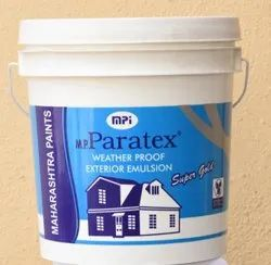 High Gloss Enamel Pure Acrylic Exterior Decorative Paint, For Home, Packaging Type: Can