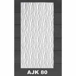 AJK 80 PVC Foam 3D Wall Sheet