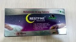 Restfine 10mg Tablet