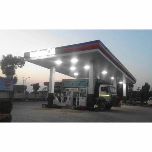 Petrol Pump Canopy Fascia Fabrication Service  sc 1 st  IndiaMART & Petrol Pump Canopy Fascia Fabrication Service in 51 Ward No 18 ...