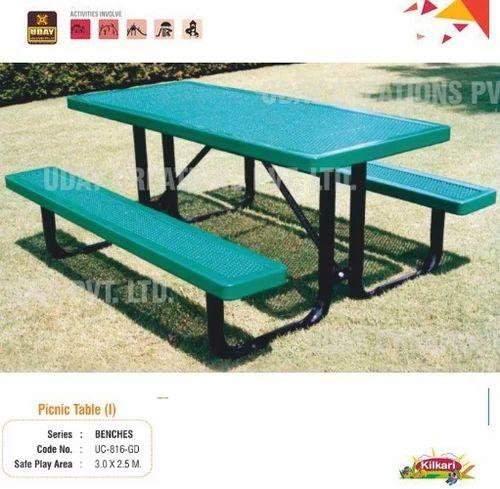 Fabulous Kilkari Multicolour Picnic Table I Uday Creations Private Forskolin Free Trial Chair Design Images Forskolin Free Trialorg