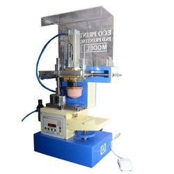 Bottle Cap Double Color Printing Machines, Automation Grade: Semi-Automatic