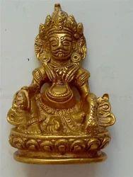 Brass Kuber Murti